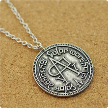 Song of Ice and Fire Game of Thrones necklace coin faceless man necklace pendant daenerys targaryen necklace hot movie jewelry