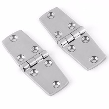 "NEW 2pcs Stainless Steel Boat Marine Door Compartment Hinge 4"" x 1-1/2"" Free Shipping"