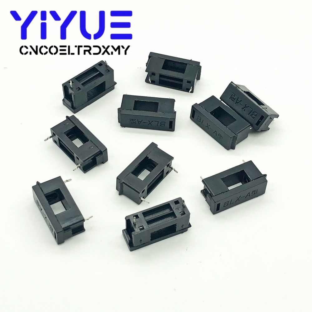 mounting panel, chassis Fuse holder 5x20mm