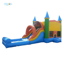 Free Shipping Children Castle Jumping Bouncer Castle Inflatable Castle For Sale(China)
