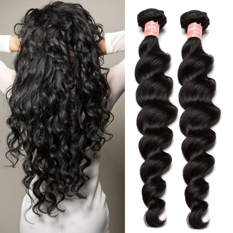 Cheap 2 Pcs Loose Wave Peruvian Virgin Hair  6A Grade Unprocessed Human Hair Weave Rosa Queen Hair Products Peruvian Loose Wave<br><br>Aliexpress