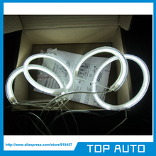 Super Bright Halo Rings Headlight for Lexus IS250 CCFL Angel Eyes Kit with 4pcs CCFL Halo Rings and 2pcs ccfl ballast