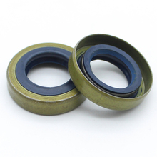 2Pcs/lot Oil Seal Set For HUSQVARNA 61 65 66 77 181 266 268 268K 272 XP PARTNER K750 K760 K960 K970 Chainsaw Spare Parts(China)