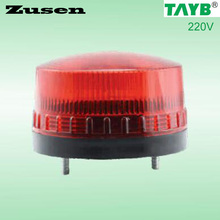 Zusen 3 Color of red led TB35 220V Security Alarm Strobe Signal Warning Light LED Lamp small Flashing Light(China)
