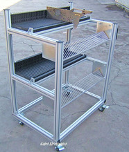 SMT Feeder Storage Cart NXT model L880*W600*H1200 for FUJI Pick and Place Machine(China)