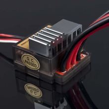 New 320A Brushed Speed Controller ESC f 1/8 1/10 RC Electric Car Truck Buggy Boat