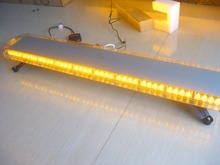 "Free DHL/EMS 47"" 88 LED low profile GEN III 1 Watt super bright LED strobe Lightbar,truck lightbar(amber/blue/red/white)(China)"