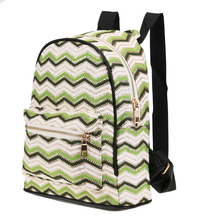 Spring Fashion Women Lace Weaving Bling Backpack New Design Teenager Girls School Bag Backpacks Ladies Travel Shoulder Bag