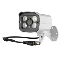 CCD 1200TVL CCTV Camera IR Array Bullet Camera Security Camera 6MM Lens PAL NTSC Waterproof