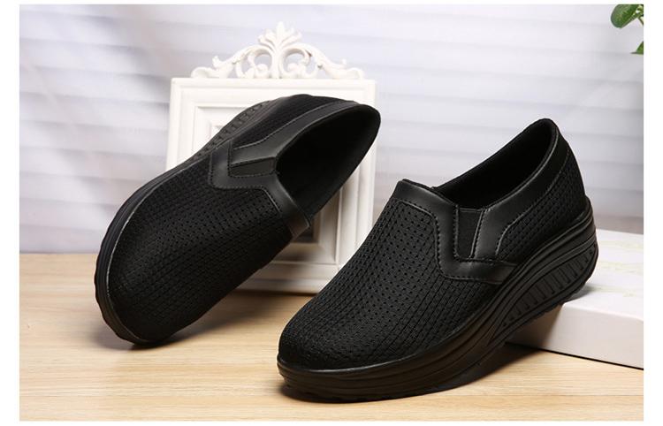 RS 3308 (6) 2017 Autumn Women's Platform Shoes
