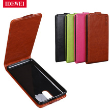 For coque Doogee BL7000 case back skin Flip Leather luxury capa For Doogee BL7000 Cover 5.5inch Phones fundas stand pouch capa(China)
