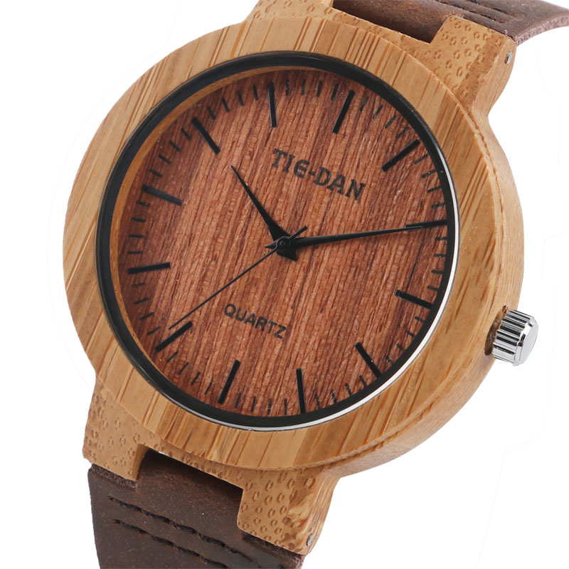 100% WOODEN Casual Watch Men Relogio Masculino Luxury Japan Quartz Wristwatches Stylish Unique Fashion Gifts for Lover Clock <br><br>Aliexpress