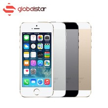 Original Unlocked Apple iPhone 5S Smartphone 1080P HD 8MP Camera Cell Phone iOS 4G LTE Mobile Phone