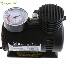 pretty  Portable 12V Auto Electric Air Compressor Tire Inflator Pump 300 PSI for Car Motorcycle40%
