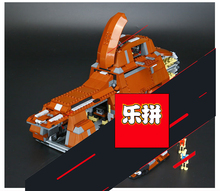 Lepin 05069 1338pcs Lepin Star Plan TRADE FEDERATION MTT Building Blocks Figures Model Bricks Compatible With Lego 7662