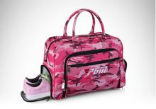 High quality!PGM men's woman's golf camouflage clothes bag waterproof portable clothing bag,Free shipping