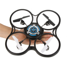 Super Stable Flight Quadcopter Toy JJ600 2.4G 4CH 6-axis Gyro W/Gravity Sensor(China)
