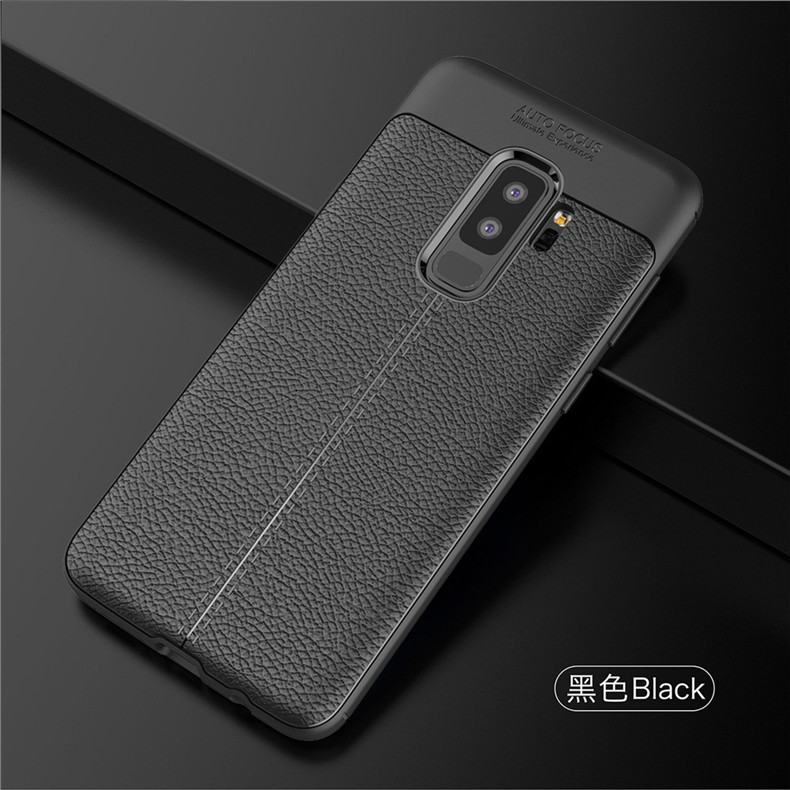 Lenuo case for Samsung Galaxy S9 Plus explosion-proof TPU soft mobile phone cover for Samsung Galaxy S9+ silicone shell cases 15