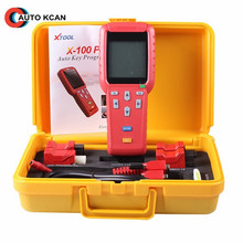 100% Original XTOOL Odometer Adjustment+OBD Software X-100 Key Pro X 100 Pro Auto Key Programmer Free Update Online DHL Free(China)