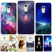 """Soft Silicone Cases Xiaomi Redmi Note 4 Covers 3D Relief Case Xiomi Redmi note 4 5.5"""" Case Redmi Note 4 Pro Prime"""