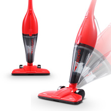 Handheld Vacuum cleaner Dual pusher Mini dust collector Large suction
