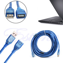 10m USB 2.0 A Male M to A Female For Extension Extender Cable Lead