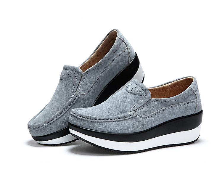 HX 3213 (18) Autumn Platforms Women Shoes