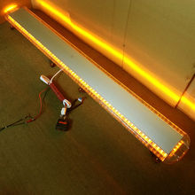 "VSLED 1800mm 71""Inch 136 LED Emergency Warning LightBar Recovery Rescue LightBar Wrecker Flashing Beacon Amber Light Bar(China)"