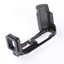 LB-EM10 Quick Release L Plate/Bracket Holder Grip for Olympus OM-D E-M10 EM10 E-M10II RRS SUNWAYFOTO Markins Compatible