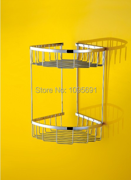 304 stainless steel 210*210*360mm Bathroom Shelf,bathroom Products,bathroom Accessories-29019<br><br>Aliexpress