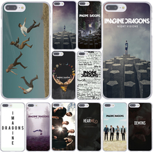imagine dragons night music Hard Coque Shell Phone Case Apple iPhone 7 Plus 6 6S 5 5S SE 5C 4 4S Clear Back Cover - BEST phone case store