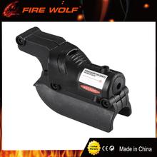 FIRE WOLF NEW Tactical Red Dot Laser Sight 5mw Laser for Pistol/Handgun Gun laser pointer for 1911 Pistol for hunting(China)