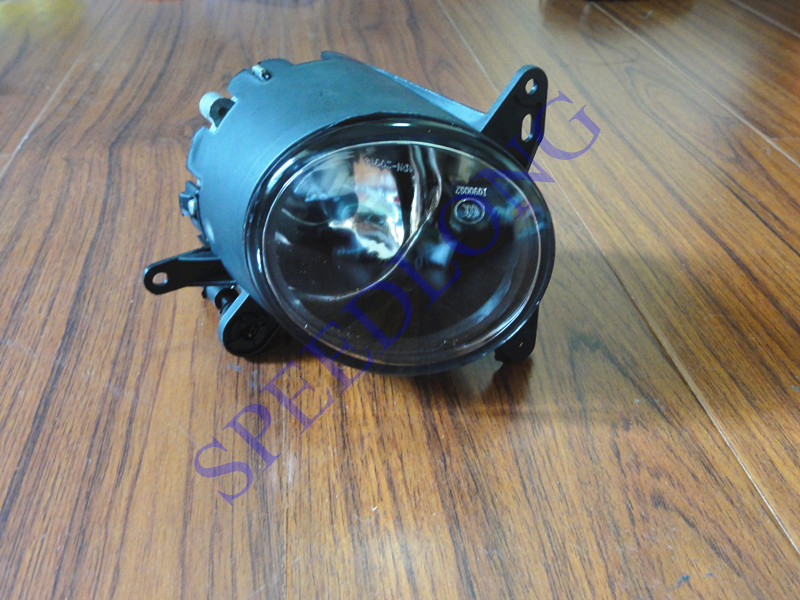 1 PC with bulb LH front fog lamp bumper light for Mitsubishi Lancer CJ 2007-2012<br>