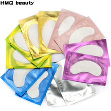 Patches Wraps Makeup-Tool Eyelash-Extension Under-Eye-Pads Grafting for Eye-Gel-Sticker