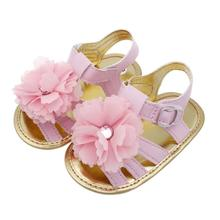 2017 New brand Children Baby shoes slippers Princess Toddler Soft Soled Anti-slip Kids First Walkers For Girl Boy(China)