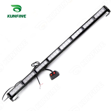 High Power LED strobe light car warning flashlight led light bar high quality LED Light KF-L3033(China)