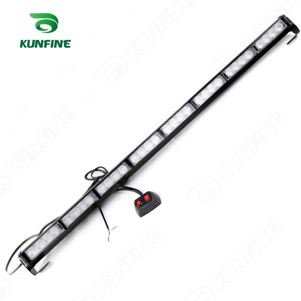 High Power LED strobe light car warning flashlight led light bar high quality LED Light KF-L3033<br>