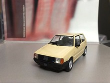D EA 1:43 fiat uno boutique alloy car toys for children kids toys Model original box freeshipping(China)