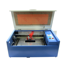 CNC 3040M CO2 Laser Engraving machine 50w cutter for wood pcb plastic fabric etc