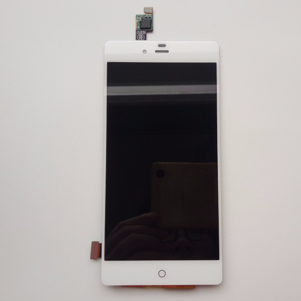 Tested Sensor For ZTE Nubia Z9 mini NX511J LCD Display+Touch Screen Sensor Complete Panel Assembly Replacement Free shipping<br><br>Aliexpress