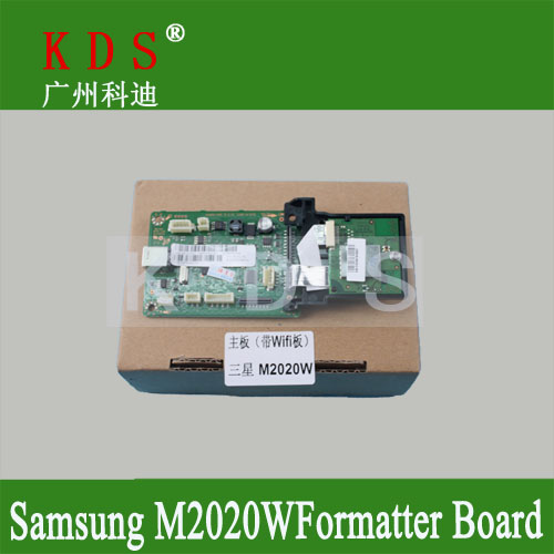 Original Printer Parts Formatter Board for Samsung M2020W Logic Board With Wifi Board JC920-2713B  Remove from New Machine<br><br>Aliexpress