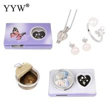 Freshwater Cultured Love Wish Pearl Oyster Necklace/Earrings/Ring  Freshwater Pearl with Shell Pearl Set for Women Oyster Pearl