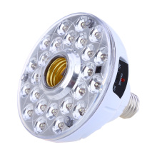 High Bright E27 B22 5W LED Bulb Light 24LEDs AC 220V Rechargeable Emergency led Lamp light for Home Lighting Hot(China)