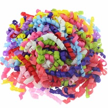 250pcs/lot Boutique Grosgrain Korker Ribbon for Hair Bows Hairbow Clips Ribbon Shirt  Hair Holders