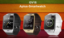 "New Aplus GV18 Smart watch phone 1.5"" GSM Camera wrist Watch SIM card Smartwatch For IOS Android Smartphone(China)"