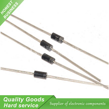 50PCS 1N5817 Schottky 1A 20V Schottky barrier diode (Diode) New Original Free Shipping