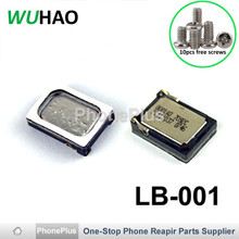 For Nokia 6263 6300 8900 5250 610 N9 C6 535 550 505 X 501 525 Loud Speaker Buzzer Ringer Voice Music Play Repair Part(China)