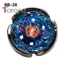 TOFOCO 4D Burst Toupie Beyblade Pegasus Set Toys For Sale Metal Fusions For Boy Kids Movie Anime Spinning Top Fight Cool Blue(China)