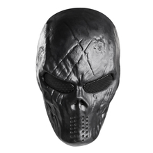 Scary Mask High Impact Strength Skull Airsoft Paintball BB Gun Game Full Skeleton Face Protect Mask Masquerade Masks(China)