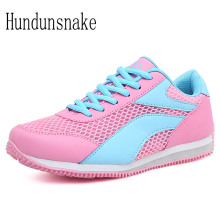 HUNDUNSNAKE 2017 Women Sneakers Ladies Sport Shoes Running Cheap Female Jogging Krasovki Sapatos Femininos Chaussure Femme H-078